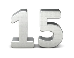 15 number WPLUSW